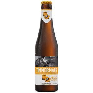 ティママン ピーチ 250ml 4.0% ビン・瓶 ベルギー 発泡酒(ランビックビール)|unibiswine