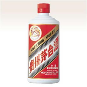 貴州茅台酒 マオタイ酒 MOUTAI 53度 500ml 中国 白酒/焼酒/火酒|unibiswine