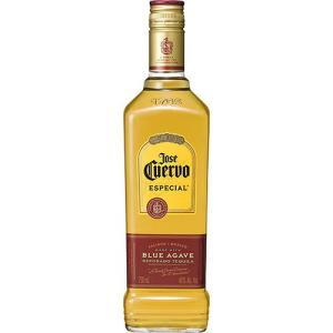 テキーラ ゴールド クエルボ・エスペシャル 40度 750ml Jose Cuervo Especial Reposado Tequila|unibiswine