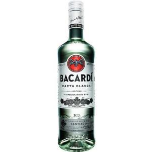 バカルディ スペリオール ホワイトラム 750ml 40% BACARDi|unibiswine