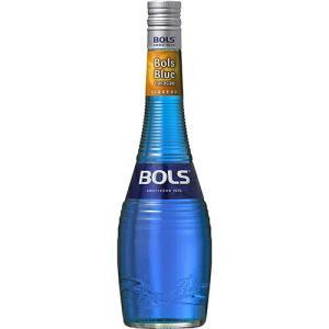 ボルス ブルー ブルーキュラソー BOLS クレーム・ド・シエル 21% 700ml|unibiswine