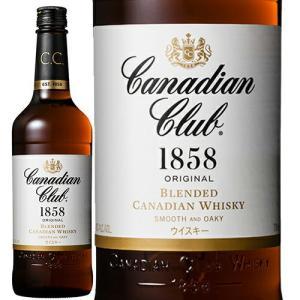 【正規品】カナディアンクラブ/Canadian Club サントリー正規品 ビン・瓶 カナダ  700ml 40.0% カナディアンウイスキー  ハイボールにおすすめ|unibiswine