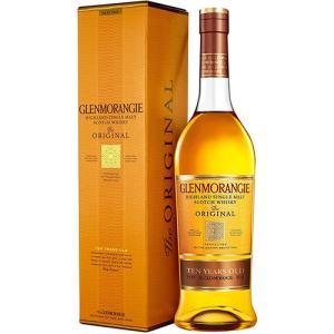 【送料無料】グレンモーレンジィ/GLENMORANGIE ビン・瓶 スコットランド 1000ml 40.0% オリジナルボックス入り シングルモルト スコッチウイスキー ハイボール…|unibiswine