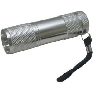 [メール便で送料180円]9LED Flashlight(9LEDフラッシュライト)/ミニライト|uniclass-i