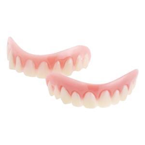 [メール便で送料180円] インスタントスマイル DX 上用ティース(仮歯) [Sサイズ・SML002a]|uniclass-i
