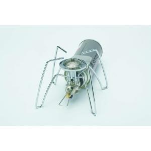 レギュレーターストーブ/キャンプ用品 〔圧電点火方式〕 マイクロレギュレーター搭載 『SOTO』 uniclass-i