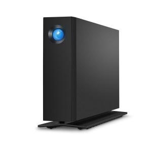 LaCie d2 Professional 10TB/ブラック STHA10000800