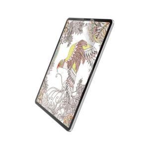 エレコム iPad Pro 12.9インチ 2018年モデル/保護フィルム/ペーパーライク/反射防止...