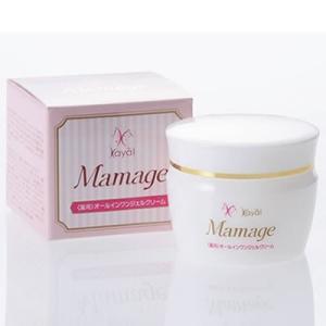 Kayal 薬用オールインワン美容クリーム Mamage ママージュ/医薬部外品/妊娠期・産後スキンケア|uniclass
