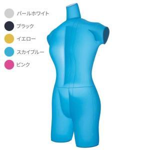 AIRQUIN(エアキン) ビニール製マネキン Main Body ブラック|uniclass