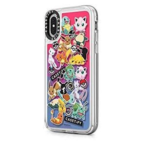 CASETiFY × POKEMON iPhoneケース iPhoneX Limited Editi...