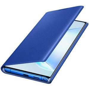 Galaxy Note10+ LED View Cover/ブルー Galaxy純正 国内正規品