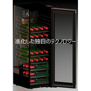 さくら製作所 低温冷蔵 ワインセラー ZERO CLASS Smart 51本収納 コンプレッサー式 2温度管理 SB51 unicorn802