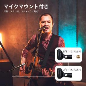 SYNCO-E10-コンデンサーマイク-録音マイク-インタビュー用マイク カーディオイド 3.5mm...