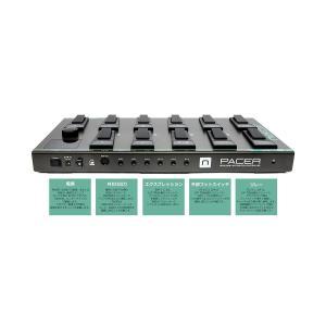 Nektar Technology PACER ハンズフリー DAW & MIDI コントローラー国...