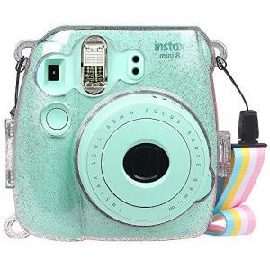 Fintie FUJIFILM インスタントカメラ チェキ Fujifilm instax mini 9 / mini 8 / mini 8 unicorn802