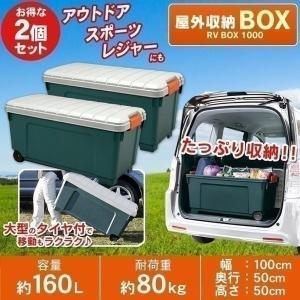 RVボックス RVBOX 1000 2個セット...の関連商品5