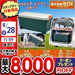 RV BOX 1000 RVボックス トランク...の関連商品2