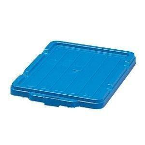 BOXコンテナ用フタ C-13 ブルー・イエロー・クリア|unidy-y