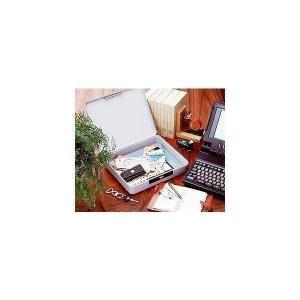金庫 家庭用 手提げ 小型 コイントレー付 鍵付 新生活 オフィス 事務用品 ダイヤルロック PV-...