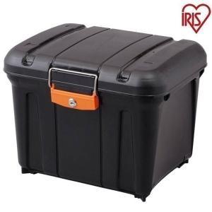収納ボックス フタ付き ハードボックス  カギ付き 工具収納 DIY 職人の車載 密閉ハードBOX 保管 収納 整理 トラック 整理整頓 コンパクト MHB-460の画像