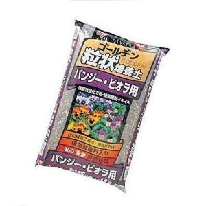 ゴールデン粒状培養土 パンジー・ビオラ用 14L GRB-P14 アイリスオーヤマ unidy-y