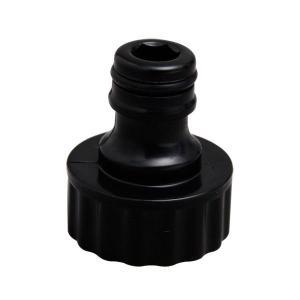 アイリスオーヤマ 高圧洗浄機専用パーツ水道ホースと接続する、高圧洗浄機本体側のカップリングです。●商...