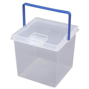 くすりの仕分けや、釣具などの細かい物を収納できるクリアケースです。 ボックスタイプはネジやクギ等のお...