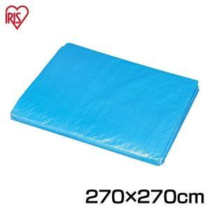 ブルーシート B30-2727 #3000 2.7×2.7m アイリスオーヤマ|unidy-y