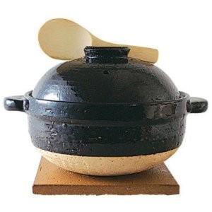 かまどさん 3合炊き CT-01 長谷製陶
