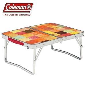 コールマン ライト キャンプ用品 ナチュラルモザイクミニテーブルプラス 2000026756