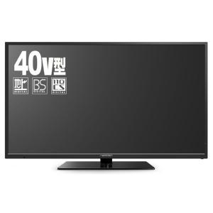 40V型 BS/110度CS/地上波デジタル フルハイビジョン液晶テレビ ブラック WS-TV4013BZ NEXXION (D)