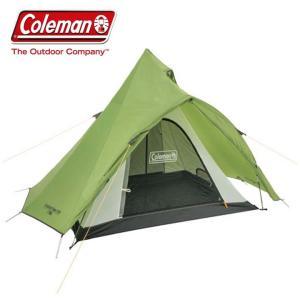 開閉時テント内に雨の浸入を防ぐ前室を備えた、シンプル構造のコンパクトテント。  ●商品サイズ(cm)...