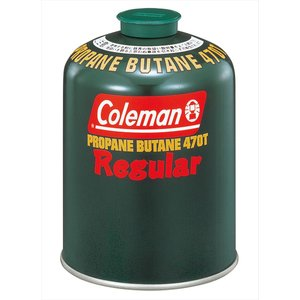 コールマン Coleman 純正LPガス[Tタイプ]470g 5103A470T LPG 燃料 ランタン キャンプ ストーブ|unidy-y