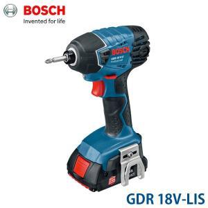 ボッシュ バッテリーインパクトドライバー GDR 18V-LIS|unidy-y
