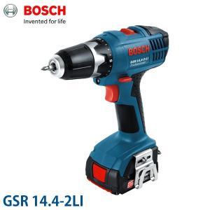 ボッシュ バッテリードライバードリル GSR 14.4-2LI