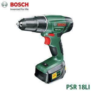 ボッシュ バッテリードライバードリル PSR 18LI