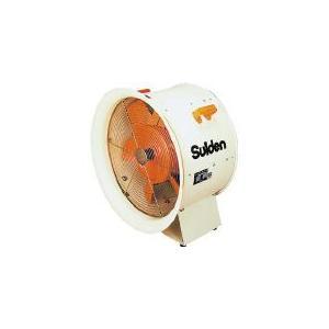 スイデン 送風機軸流ファンブロワ ハネ500mm 三相200V SJF506|unidy-y