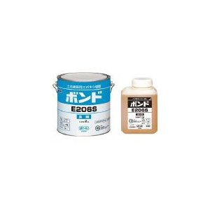 ●低粘度のエポキシ樹脂系接着剤です。●流動性に優れ、微細なびび割れに注入することが可能です。●耐摩耗...