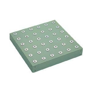 TRUSCO フリーテーブル 600X600 P100 C-5LX36 FT60100