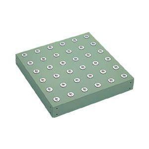 TRUSCO フリーテーブル 900X900P100 C-5LX81 FT90100