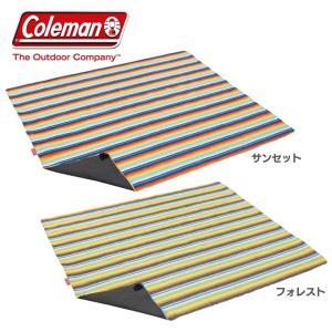 Coleman(コールマン) レジャーシート おしゃれ サンセット マット 寝袋 シュラフ  アウトドア キャンプ 2000026870