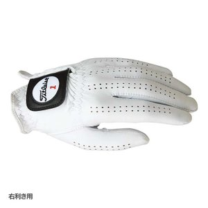 ゴルフ 手袋 メンズ Titleist グローブ プロフェッショナルグローブ ホワイト 右利き用 TG77WT タイトリスト(メール便) ▼|unidy-y