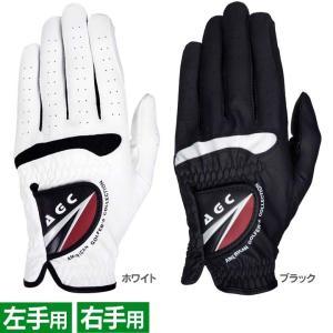 アメリカンゴルファーズコレクション AGGL-5652(左手用)・AGGL-5653(右手用) ゴルフ グローブ AGC レザックス (メール便)|unidy-y