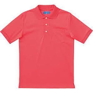 ポロシャツ 237 男女兼用 半袖 吸汗 ポケット付 医療 介護 スポーツ KAZEN CARE