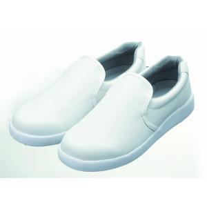 アプロンワールド 厨房用衣料 作業靴  サイズ:21.5〜30.0cm 色:ホワイト アッパー:合成...