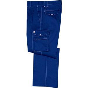 作業服 自重堂Jichodo 41402 ツータックカーゴパンツ・ズボン 吸湿発熱・帯電防止素材 混...