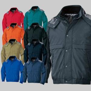 【裏アルミシリーズ】BIGBORN/bigborn/ビックボーン/8386/ジャケット/長袖/防寒/S-5L/東レ/軽量防寒/撥水加工/ uniform-net-shop