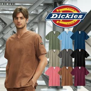 ディッキーズスクラブ/メディカル白衣6色/7033SC/男女兼用/ポリ50%綿50%/ディッキーズ/Dickies/メンズレディース|uniform-net-shop