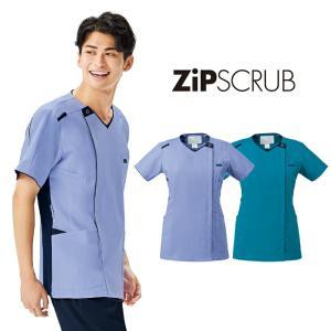 2018年新商品/メンズニットスクラブ/メディカル医療/メンズ/男性用/2色/グッドデザイン賞受賞/7051SC|uniform-net-shop